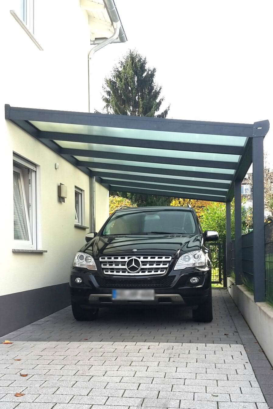 Carports Bilder carport alu trendy fresh wooden carport plans bois dans les travaux