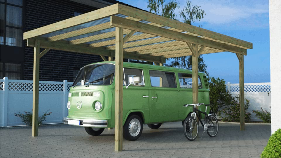 wohnmobil carport bausatz my blog. Black Bedroom Furniture Sets. Home Design Ideas