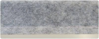Stahltrapez-Dachplatten mit Anti-Kondens-Vliessbeschichtungfür Carports