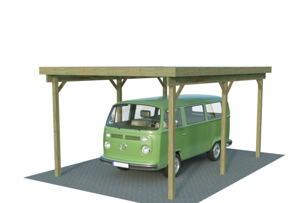 Einzelcarports Caravan XL